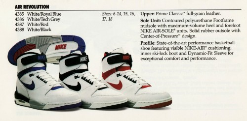 Nike Air Revolution 6