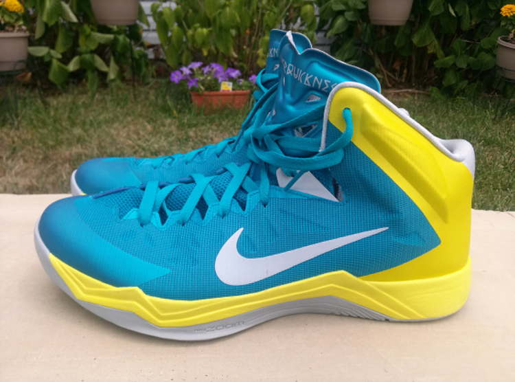 nouveau style 3d28c edb88 Performance Review: Nike Zoom Hyperquickness | The Gym Rat ...