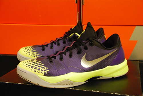 503d589e70fc Performance Review  Nike Zoom Kobe Venomenon 4