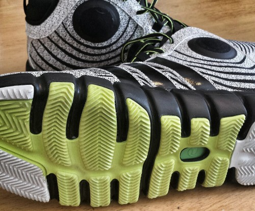 new style b94bc 3da0f ... adidas dwight howard 4 review Performance ...