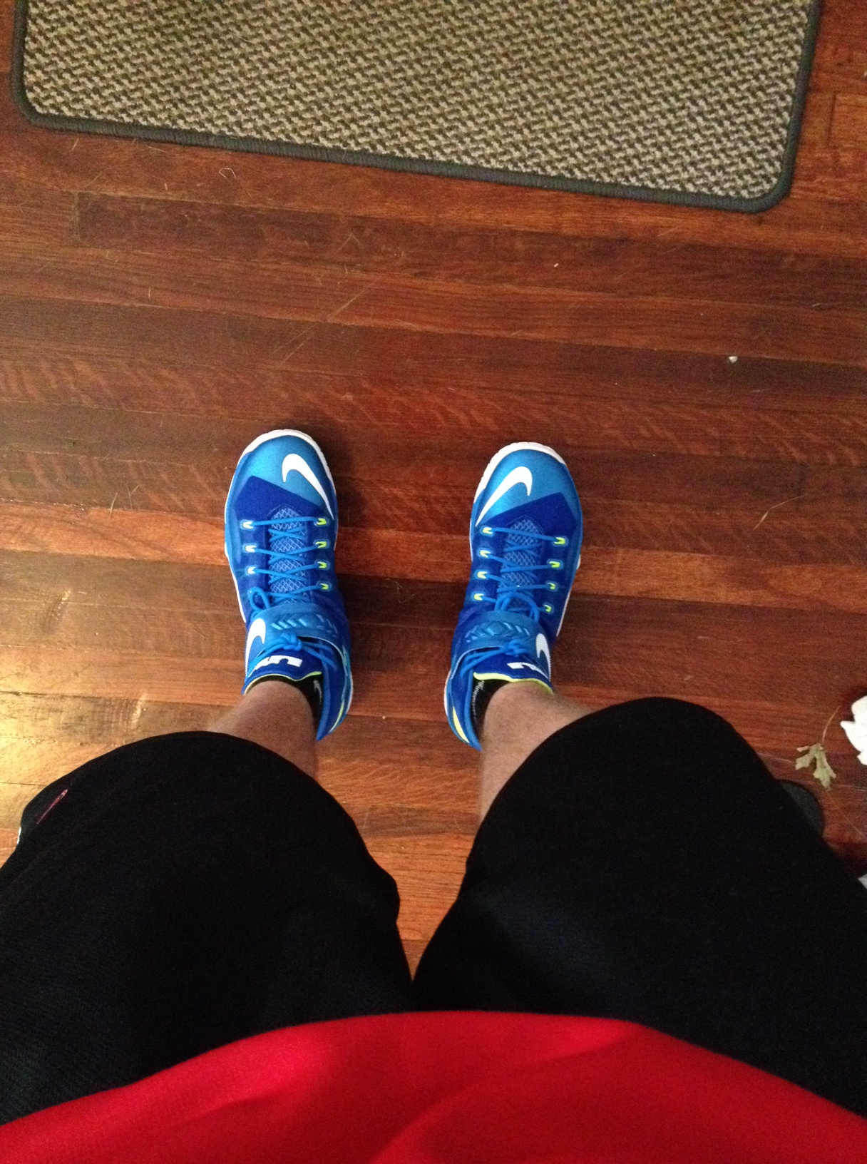 3c1ed98366e First Impressions  Nike Zoom Soldier VIII