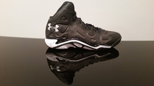 detailed look 716d2 91793 Performance Review: Under Armour Micro G Anatomix Spawn 2 ...