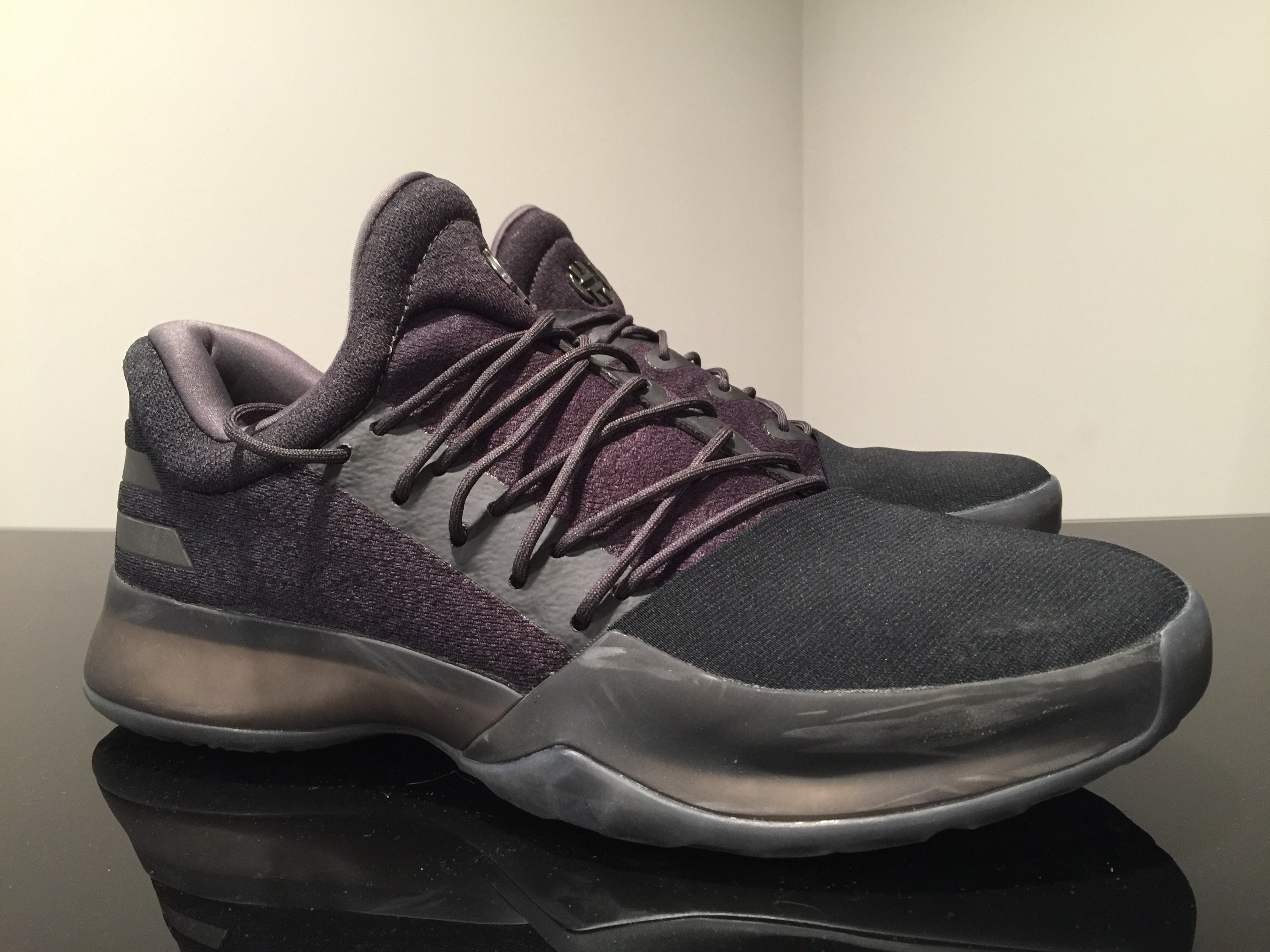 save off 5f56f 6c80f adidas Harden Vol. 1 Performance Review   The Gym Rat Review